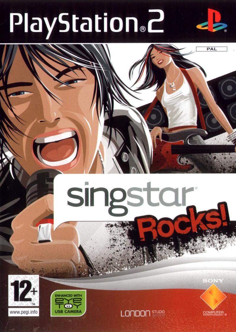 SingStar Rocks! (2006)