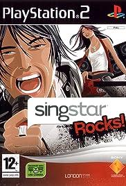 SingStar Rocks! Poster