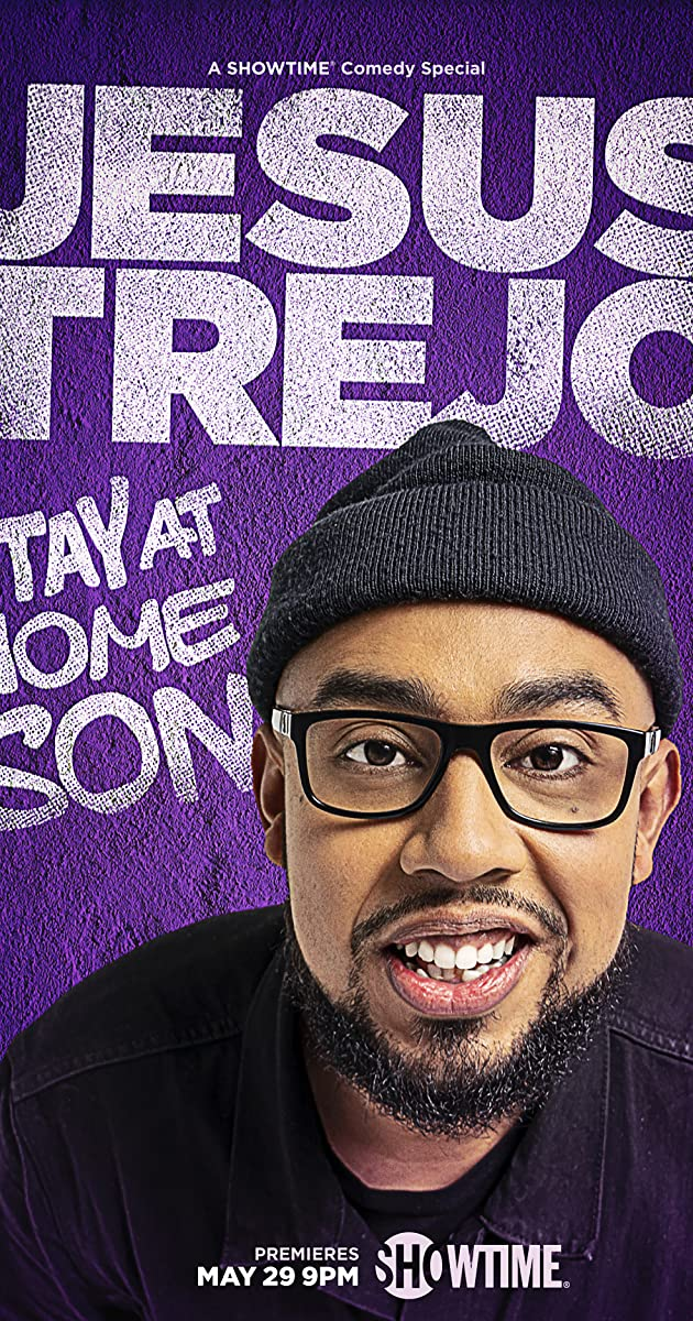 Subtitle of Jesus Trejo: Stay at Home Son