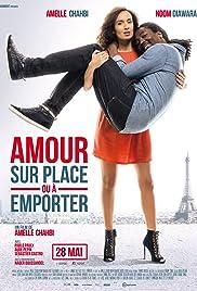 Take-Away Romance Poster