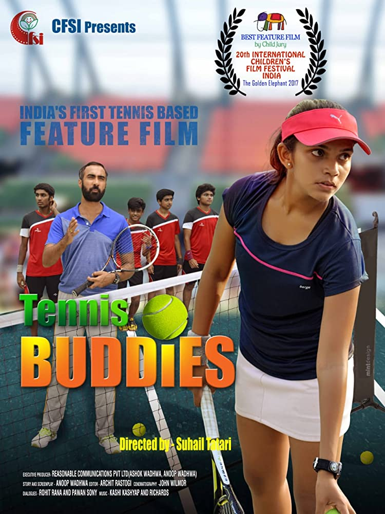 Tennis Buddies 2019 Hindi 300MB WEB-DL 480p ESubs