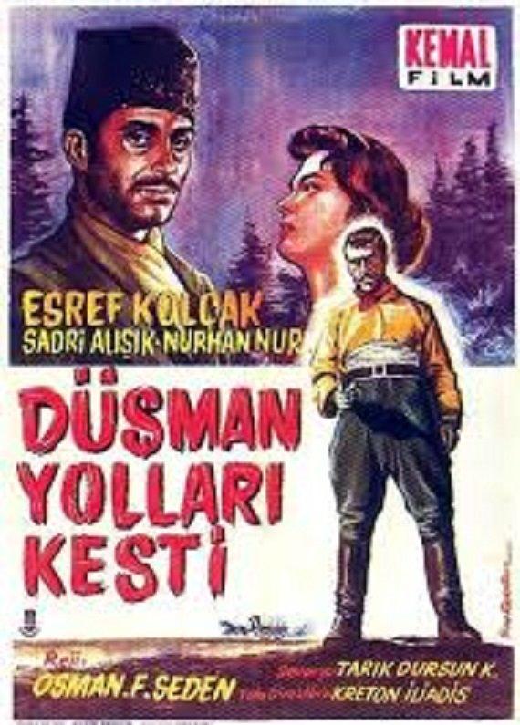 Düsman yollari kesti (1959) - IMDb