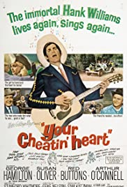 Your Cheatin' Heart (1964) Poster - Movie Forum, Cast, Reviews