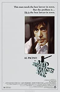 Hollywood movie watching ...and justice for all. by Jerry Schatzberg [flv]