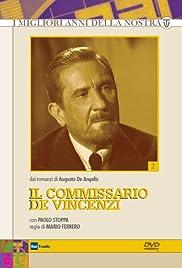 Il commissario De Vincenzi 2 Poster