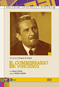 Primary photo for Il commissario De Vincenzi 2