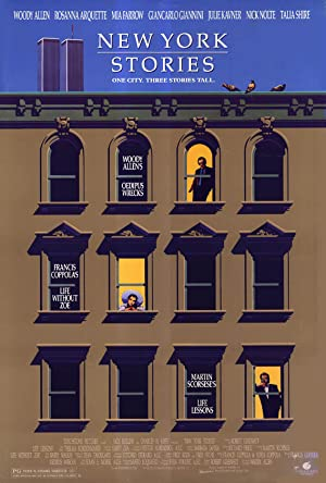 New York Stories Poster Image