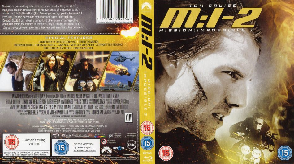 Mission Impossible Ii 2000