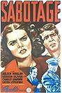 Sabotage (1939) Poster
