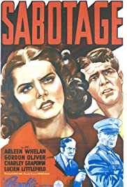 Sabotage (1939) starring Arleen Whelan on DVD on DVD
