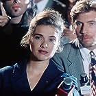 Heather Langenkamp and Larry Clark in The Demolitionist (1995)
