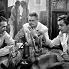 Douglas Fairbanks Jr., Vincent Price, and Alan Hale in Green Hell (1940)