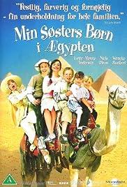Min søsters børn i Ægypten Poster