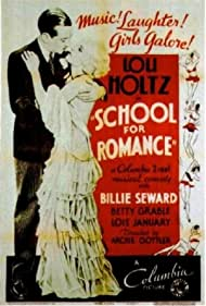 Lou Holtz and Billie Seward in School for Romance (1934)