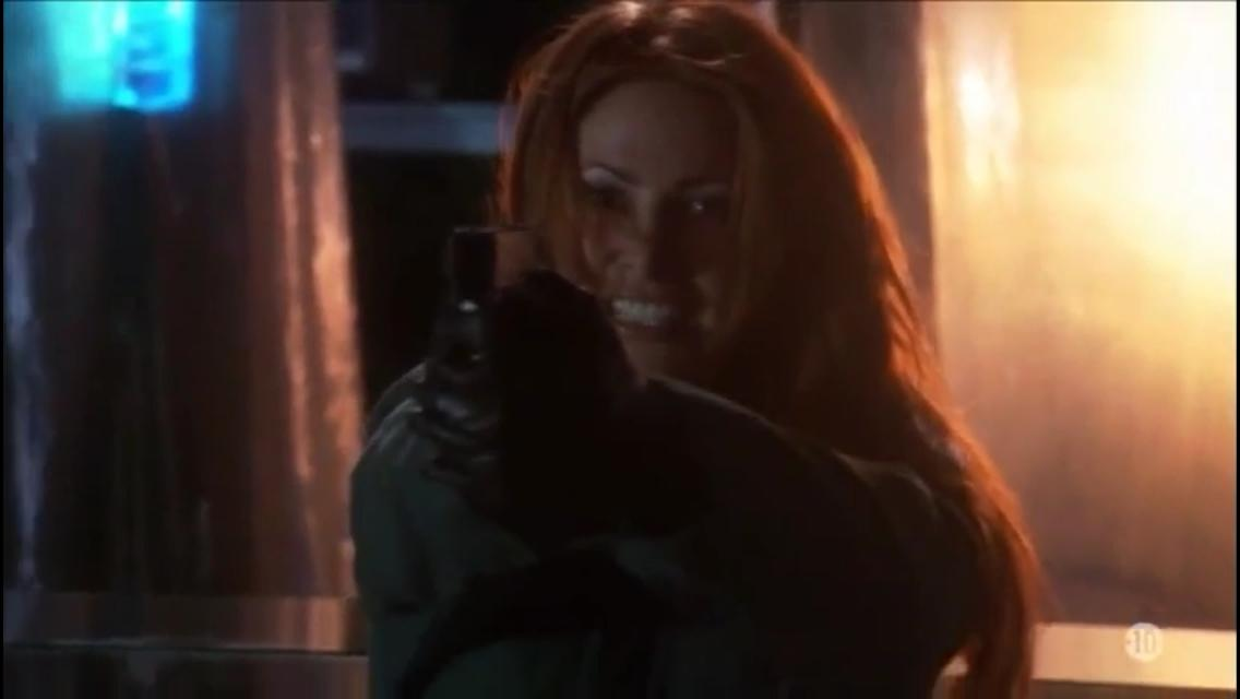 Angie Everhart in 1st to Die (2003)