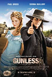 Gunless (2010) Poster - Movie Forum, Cast, Reviews