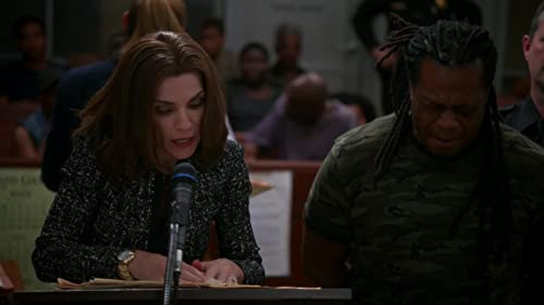 The Good Wife: Bond