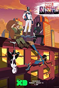 Primary photo for Marvel Rising: Initiation