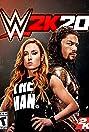 WWE 2K20 (2019) Poster