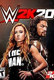 WWE 2K20 Poster
