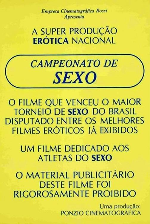 Campeonato de Sexo ((1982))