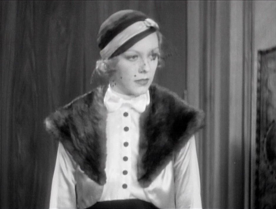 Claire Dodd in Lawyer Man (1932)