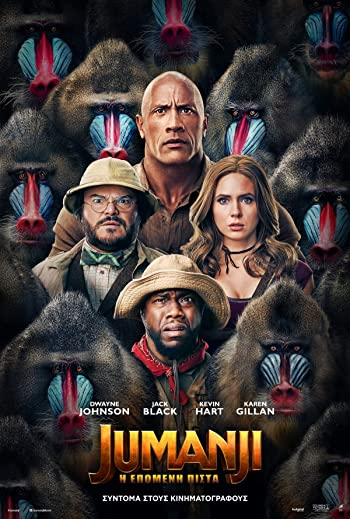 Jumanji: The Next Level 2019 Full English Movie Download 720p In Hd