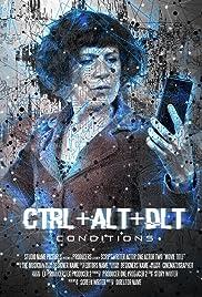 CTRL/ALT/DELETE Poster