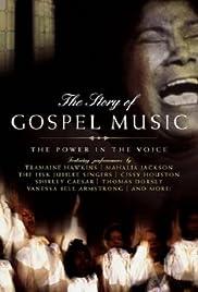 The Story of Gospel Music Poster