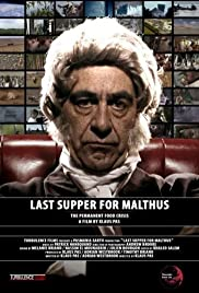 Last Supper for Malthus Poster