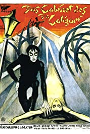 The Cabinet of Dr. Caligari (1920) Poster