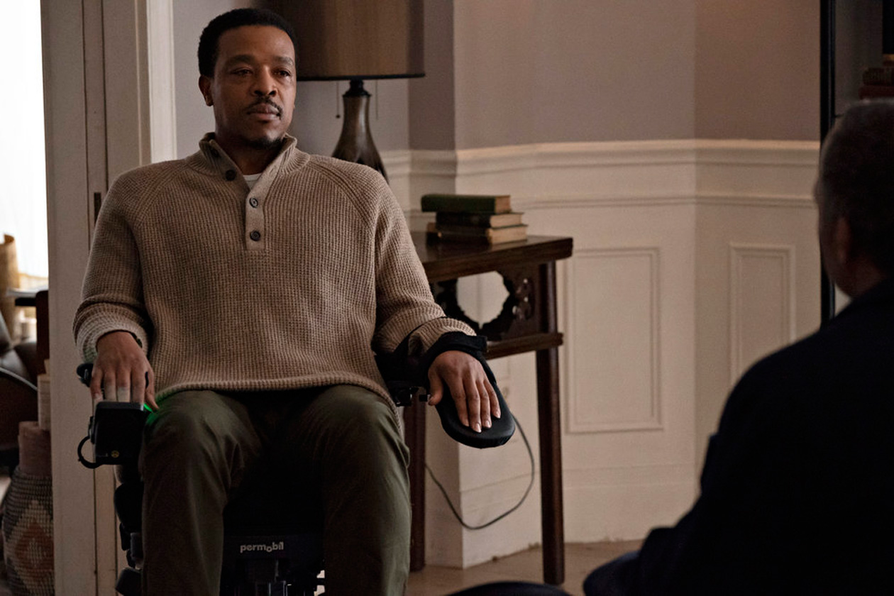 Russell Hornsby in Original Sin (2020)