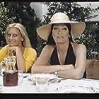 Marisa Mell and Sabrina Siani in La liceale al mare con l'amica di papà (1980)