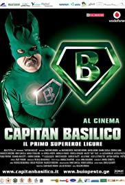 Capitan Basilico Poster