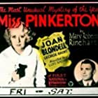 Joan Blondell and George Brent in Miss Pinkerton (1932)