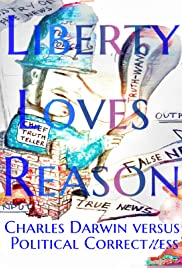 Liberty Loves Reason Poster