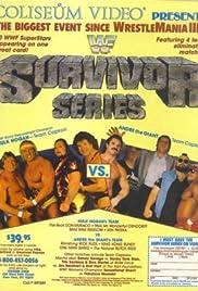 Survivor Series(1987) Poster - TV Show Forum, Cast, Reviews
