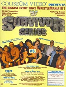 Mobile watching movies Survivor Series [mpeg]