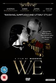 W.E. UK Premiere Red Carpet Featurette Poster