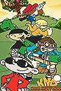 Dee Bradley Baker, Ben Diskin, Cree Summer, and Lauren Tom in Codename: Kids Next Door (2002)