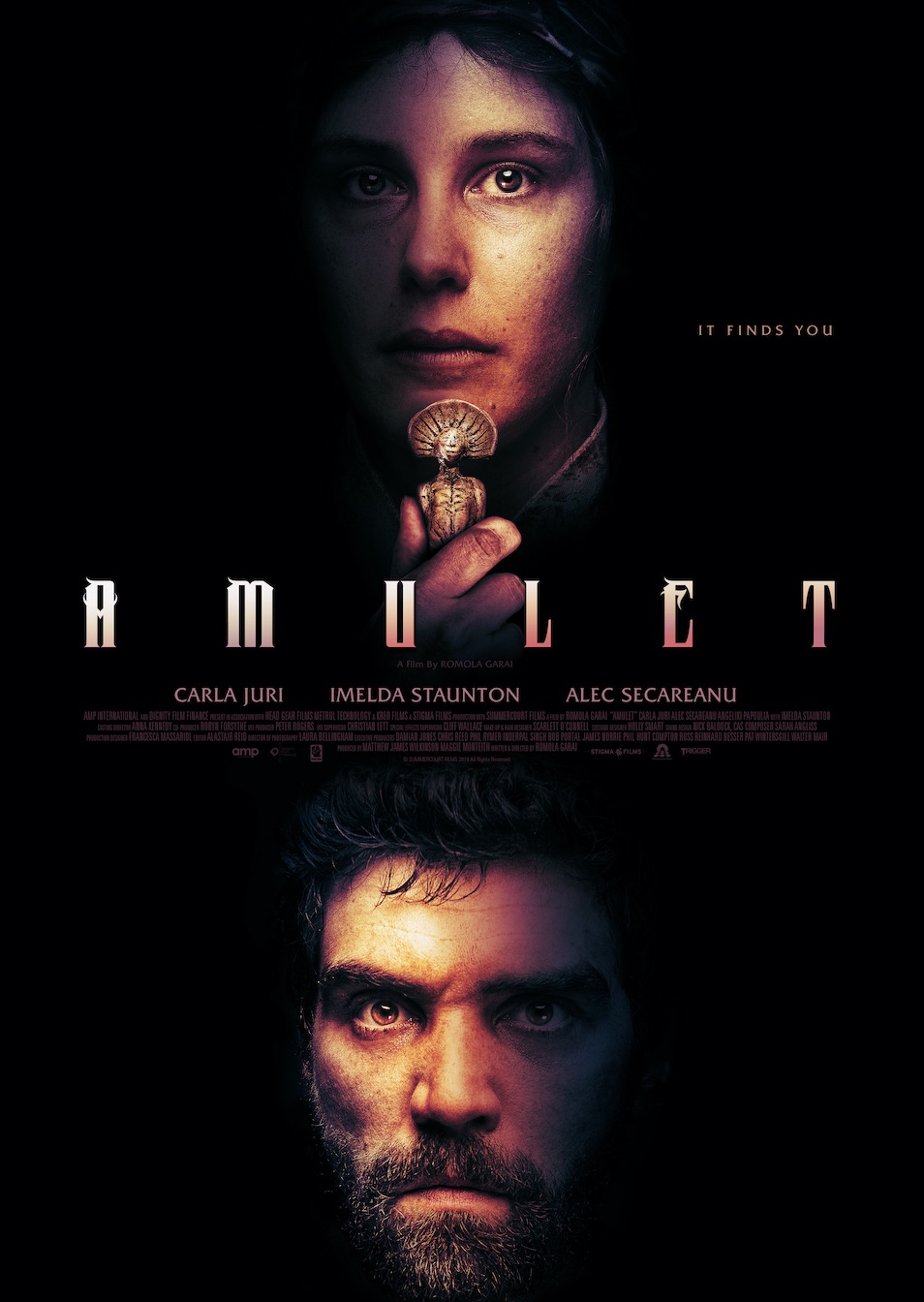 Amulet (2020) - Photo Gallery - IMDb