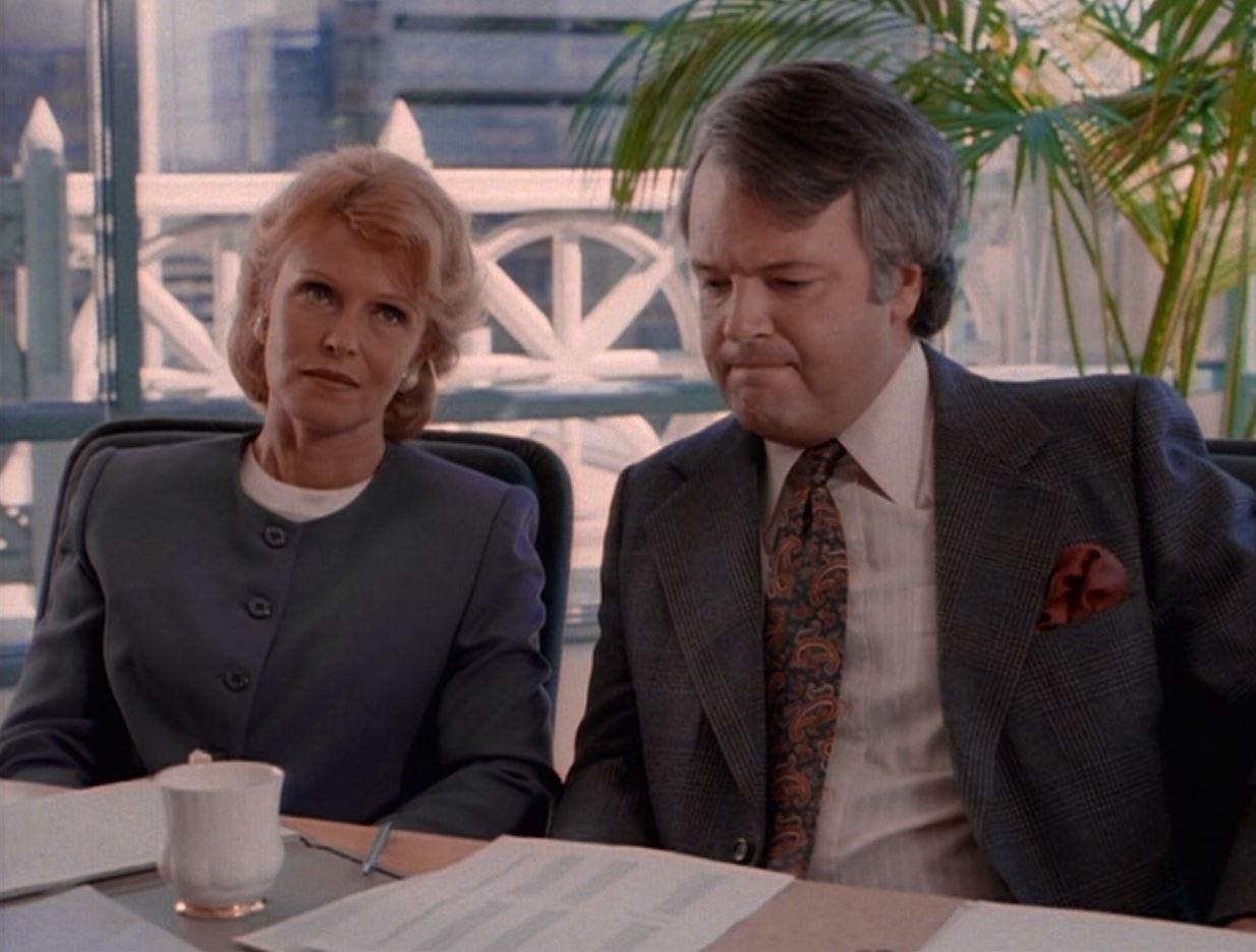 Susan Hogan and Kevin McNulty in Ebbie (1995)