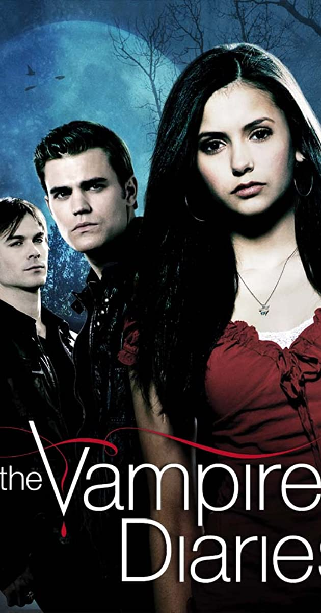 The Vampire Diaries Tv Series 20092017 Imdb