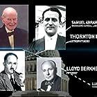Howard P. Robertson, Lloyd Berkner, Luis Walter Alvarez, Frederick C. Durant, Sam Goudsmit, and Thornton Page in Unacknowledged (2017)
