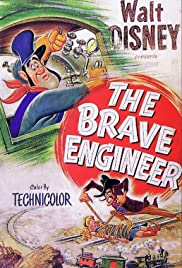 The Brave Engineer Poster