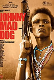 Johnny Mad Dog Poster