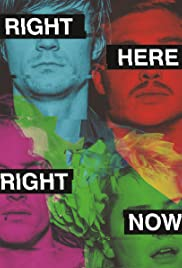 Right Here Right Now Poster