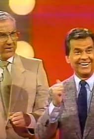 Dick Clark and Ed McMahon in TV's Bloopers & Practical Jokes (1984)