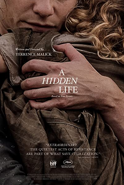 A Hidden Life 2019 HDRip 720p Full English Movie Download