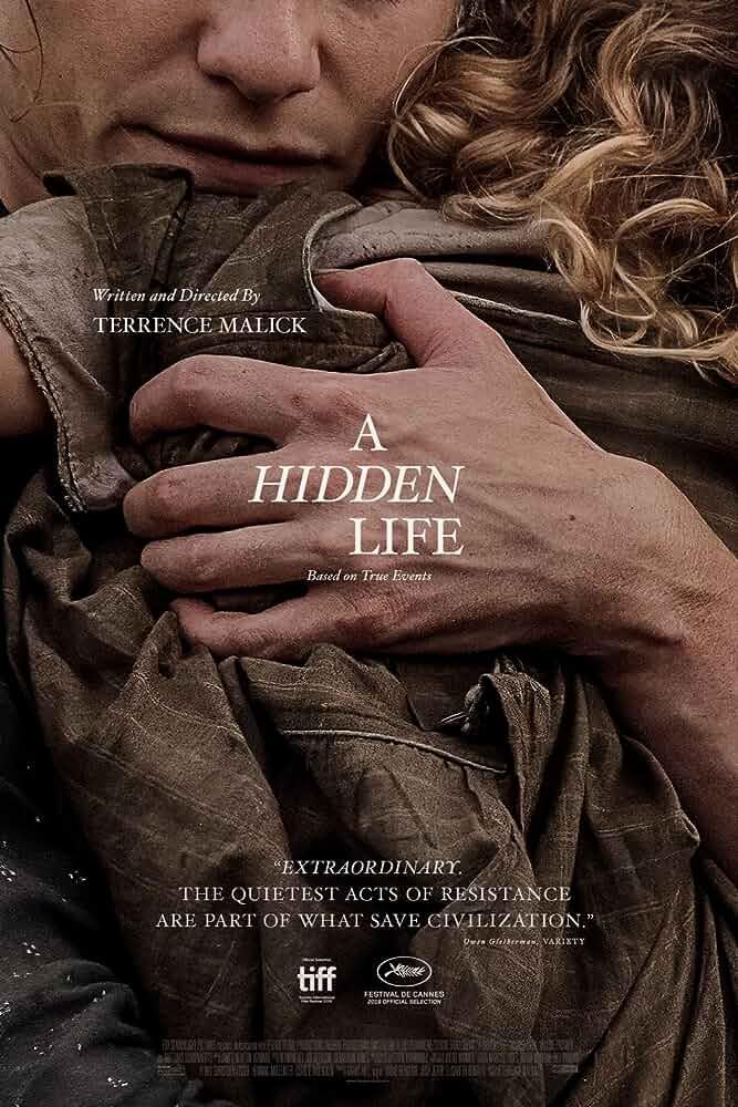 A Hidden Life (2019) Hindi Dubbed